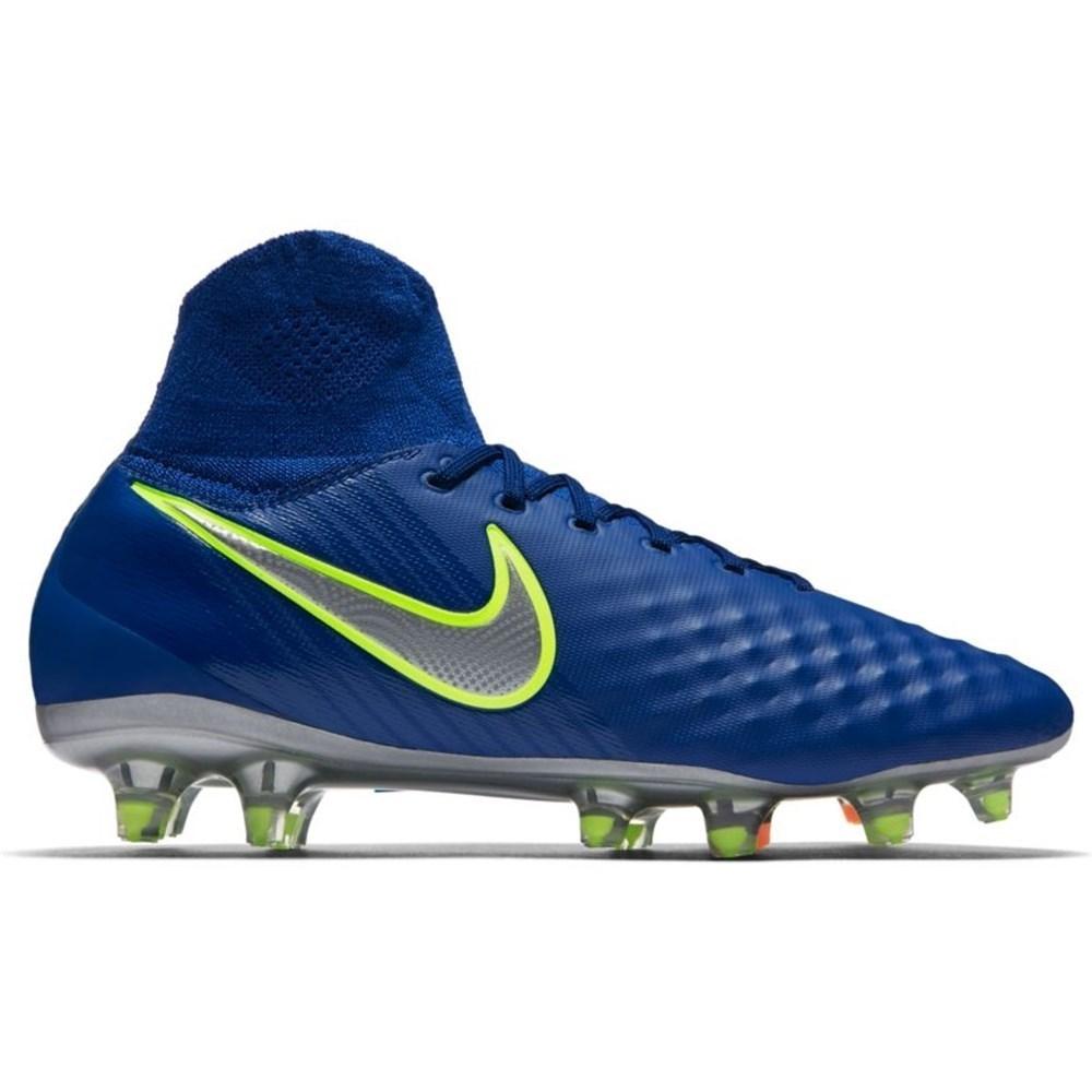 Nike JR Magista Obra II FG 844410409 azul marino marino azul hasta el tobillo ffb07b
