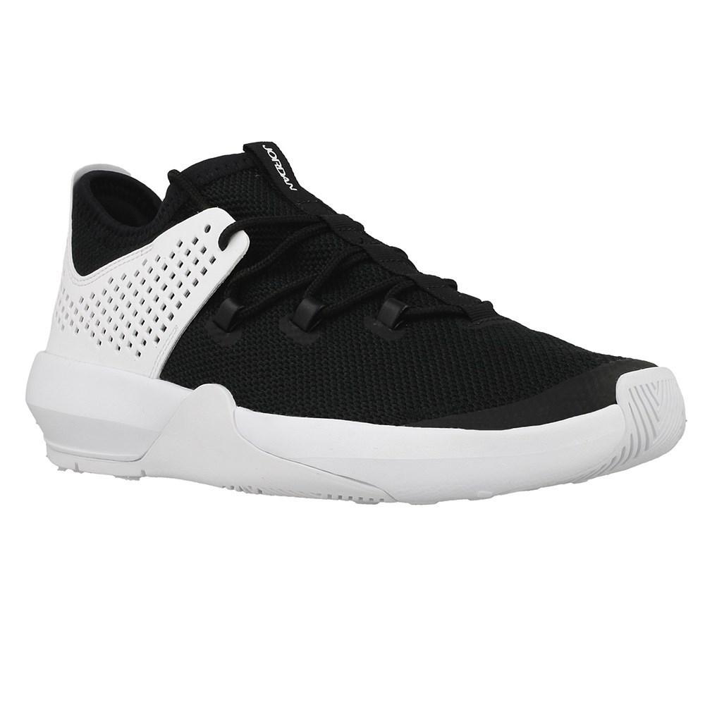 Nike Air Jordan Express 897988010 schwarz halbschuhe