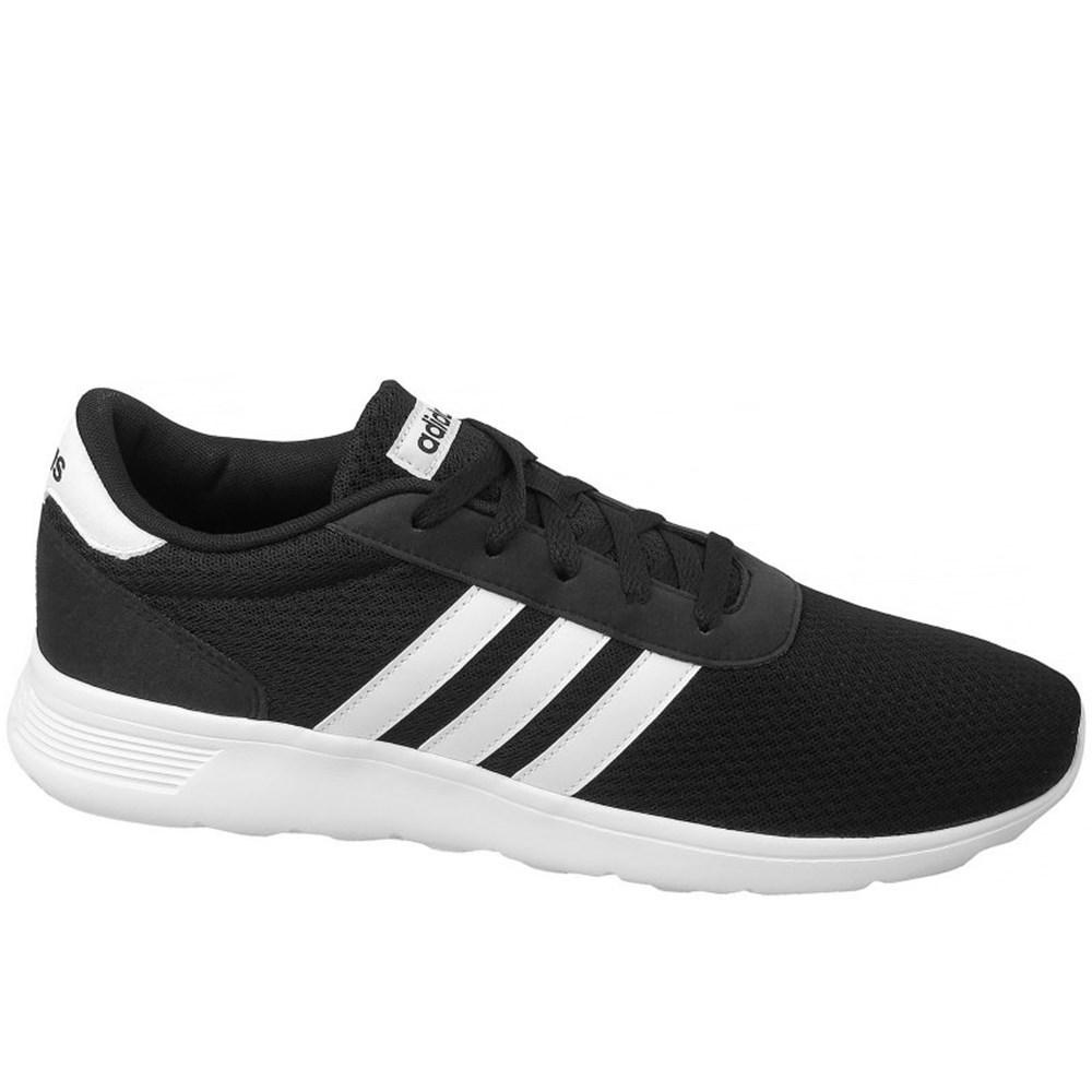 Details zu Adidas Lite Racer BB9774 black halfshoes