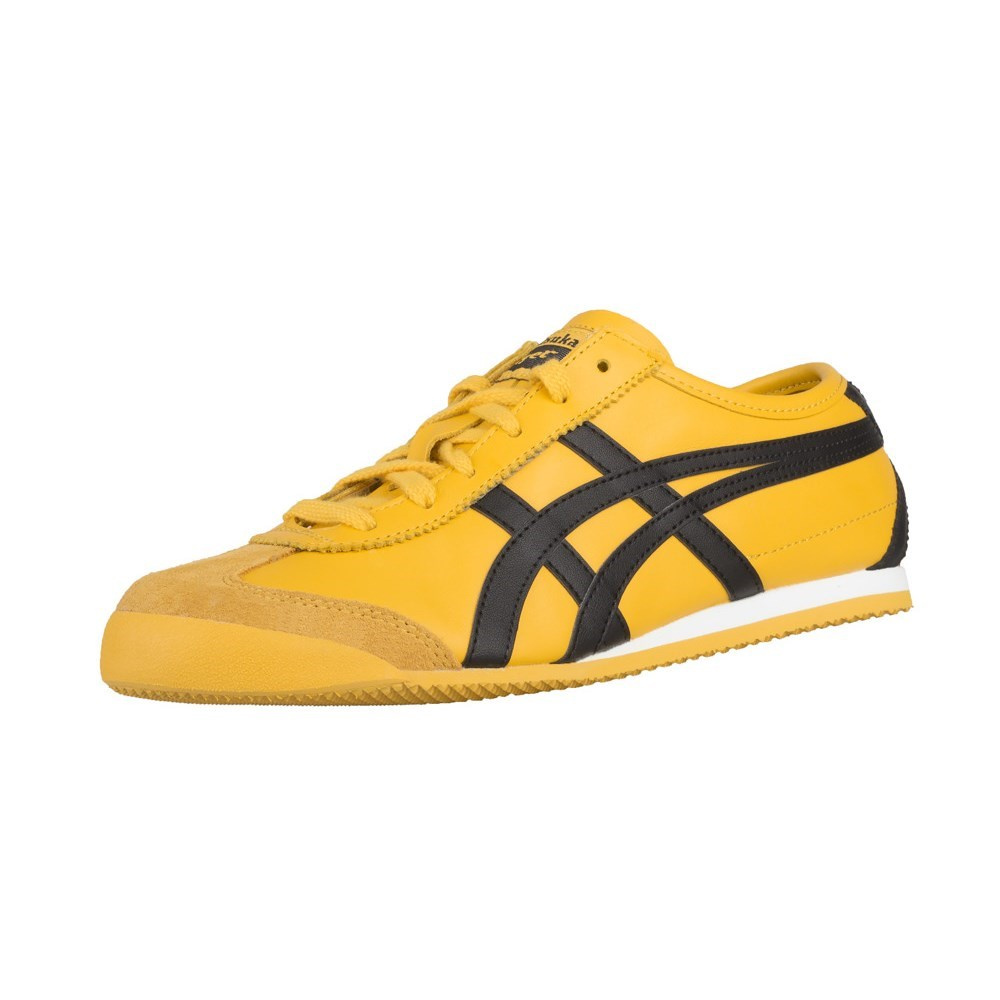 Asics Onitsuka Tiger Mexico 66 HL2020490 giallo scarpe basse