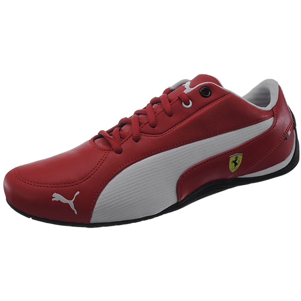 Details about Puma Drift Cat 5 SF 30465301 red halfshoes