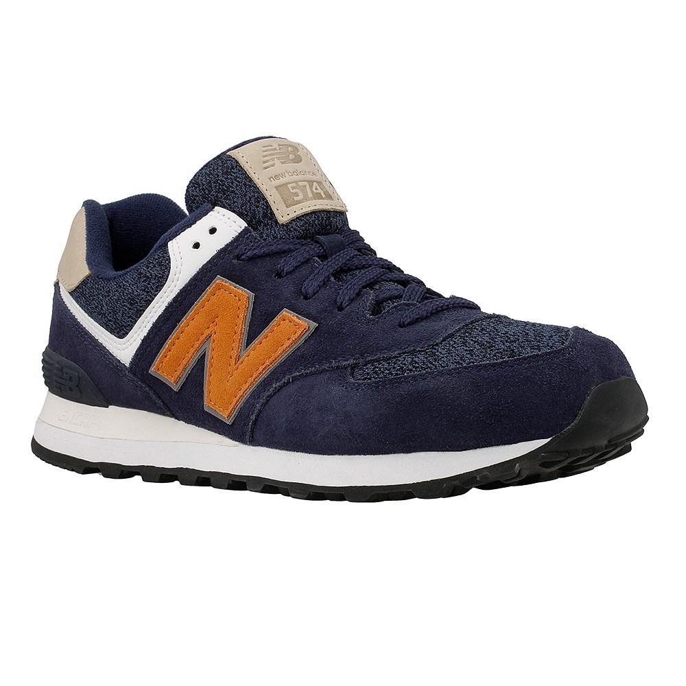 New Balance NBML574VAKD140 ML574VAK arancione scarpe basse