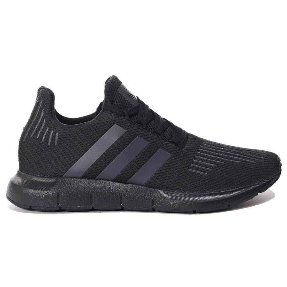 Details about Adidas Swift Run J CM7919 black halfshoes