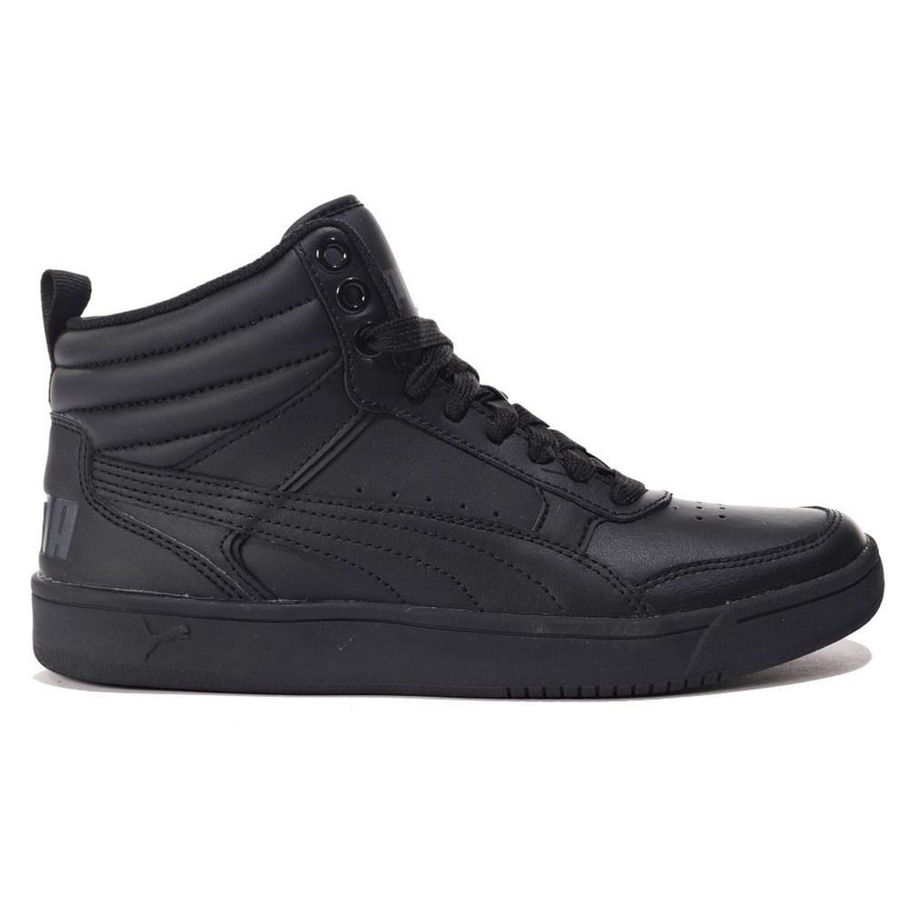 Puma Rebound Street V2 L JR 36391301 nero scarpe basse