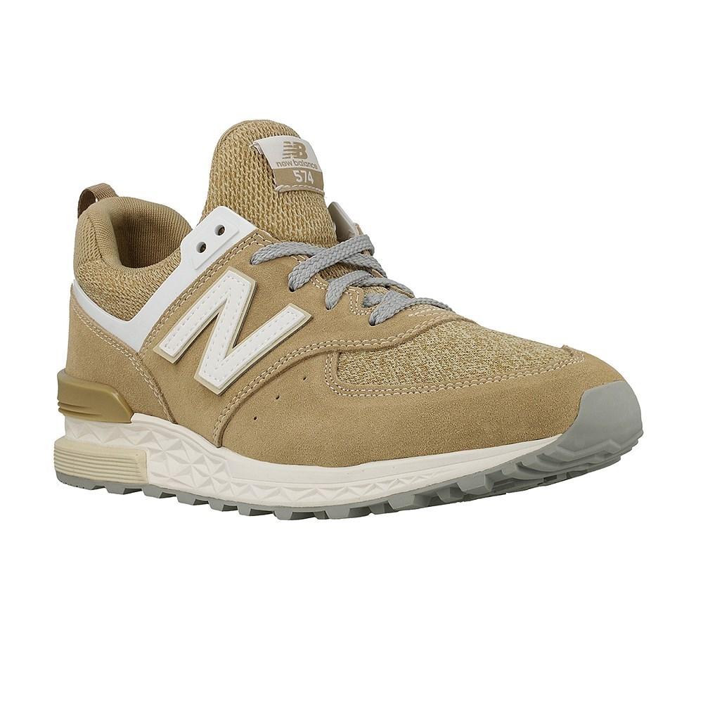 New Balance NBMS574BSD090 MS574BS miele scarpe basse