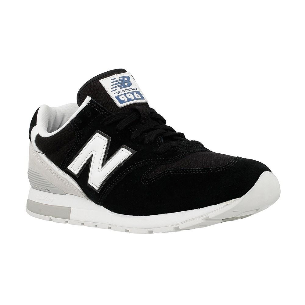 Details about New Balance 996 MRL996JV black halfshoes
