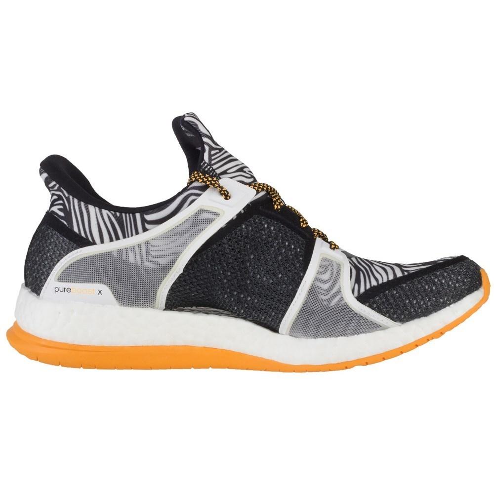 Adidas Pure Boost X TR W AQ5332 orangefarbig halbschuhe
