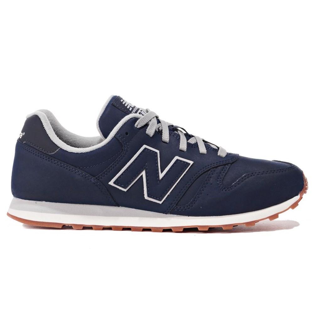 New Balance 373 ML373NAV blu marino scarpe basse