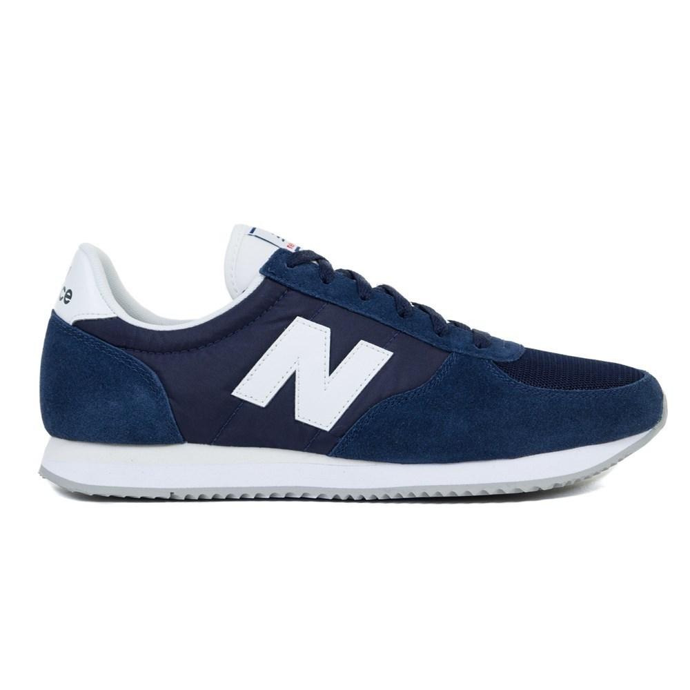 New Balance 220 U220NV blu marino scarpe basse