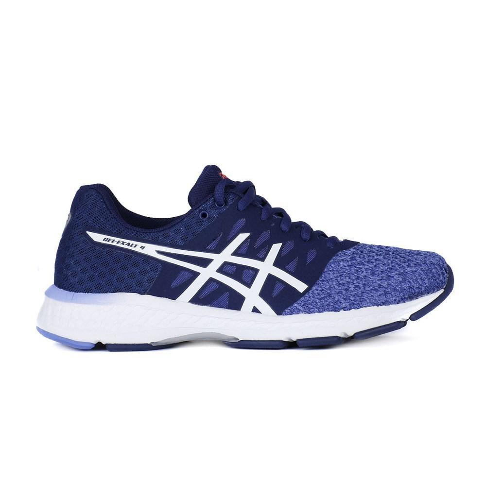 Asics Exalt 4 W T7E5N4001 azzuro lunghezza caviglia