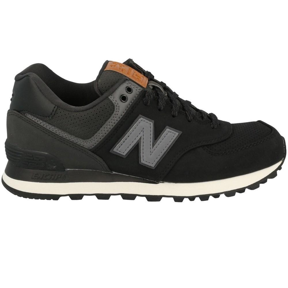 New Balance ML574GPG ML574GPG nero scarpe basse