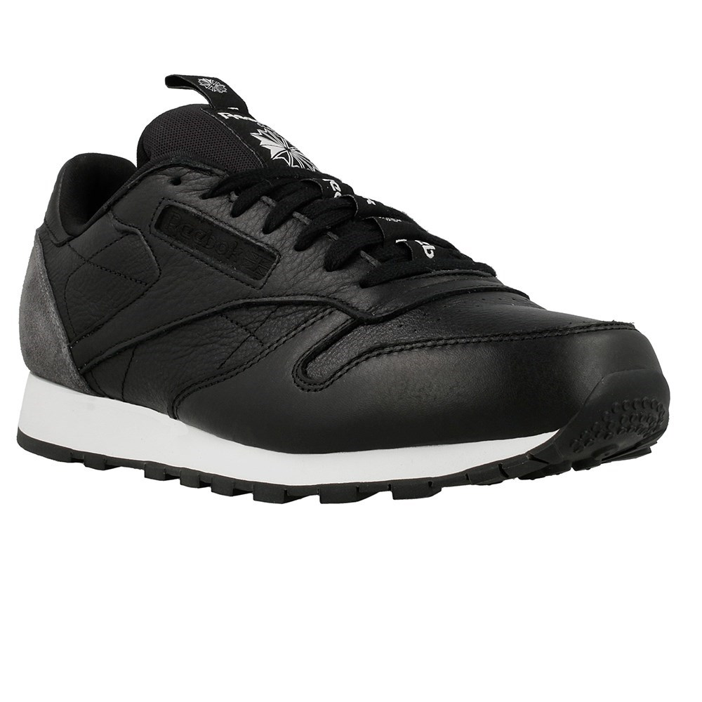 NEW MENS REEBOK CLASSIC CL LEATHER SO SNEAKERS BS6210-SIZE 11.5,12