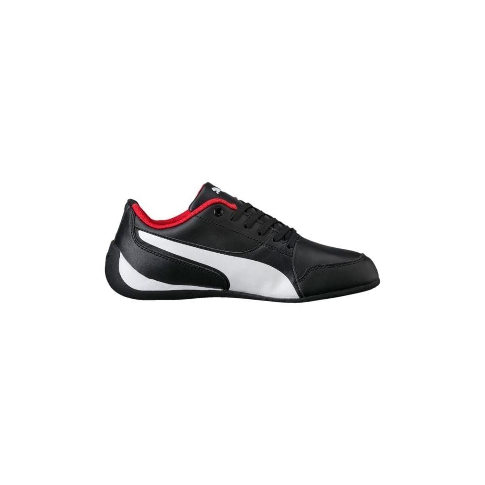Puma Ferrari Drift Cat 7 36418102 nero scarpe basse