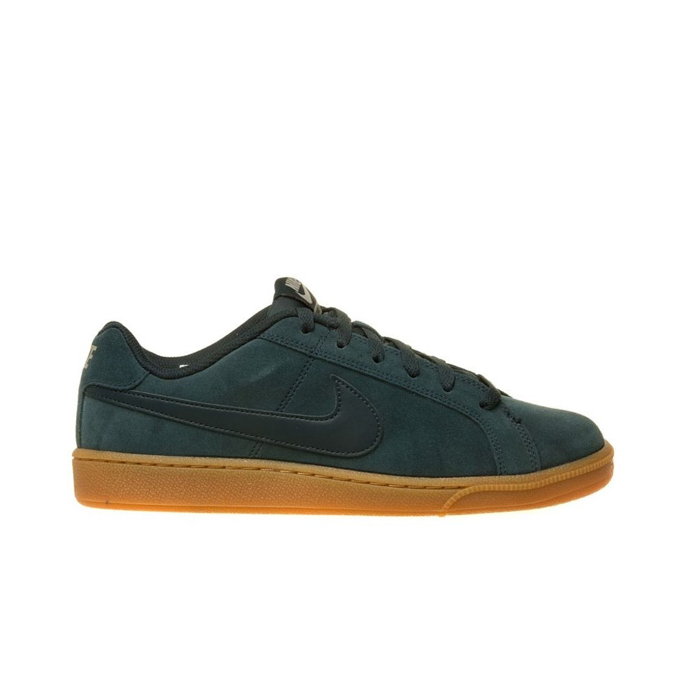 Nike Court Royale Suede 819802402 navy blue halfshoes