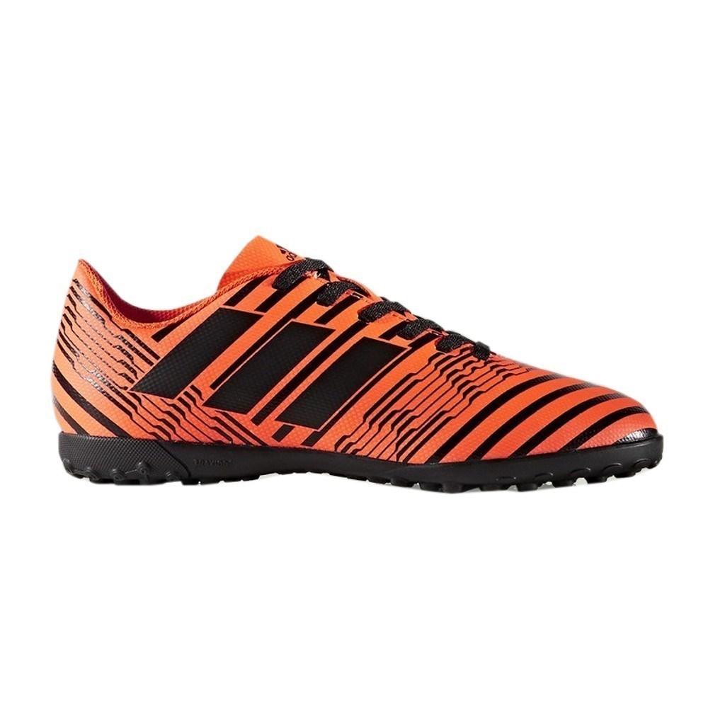 9f2f6796899 Adidas Nemeziz 174 TF J Pyro Storm S82471 black halfshoes