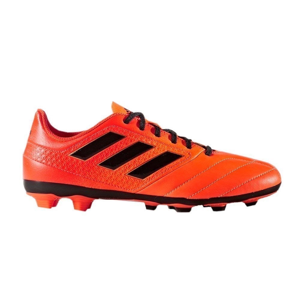 03cb733a091 Adidas Ace 174 Fxg J Pyro Storm S77096 orange halfshoes