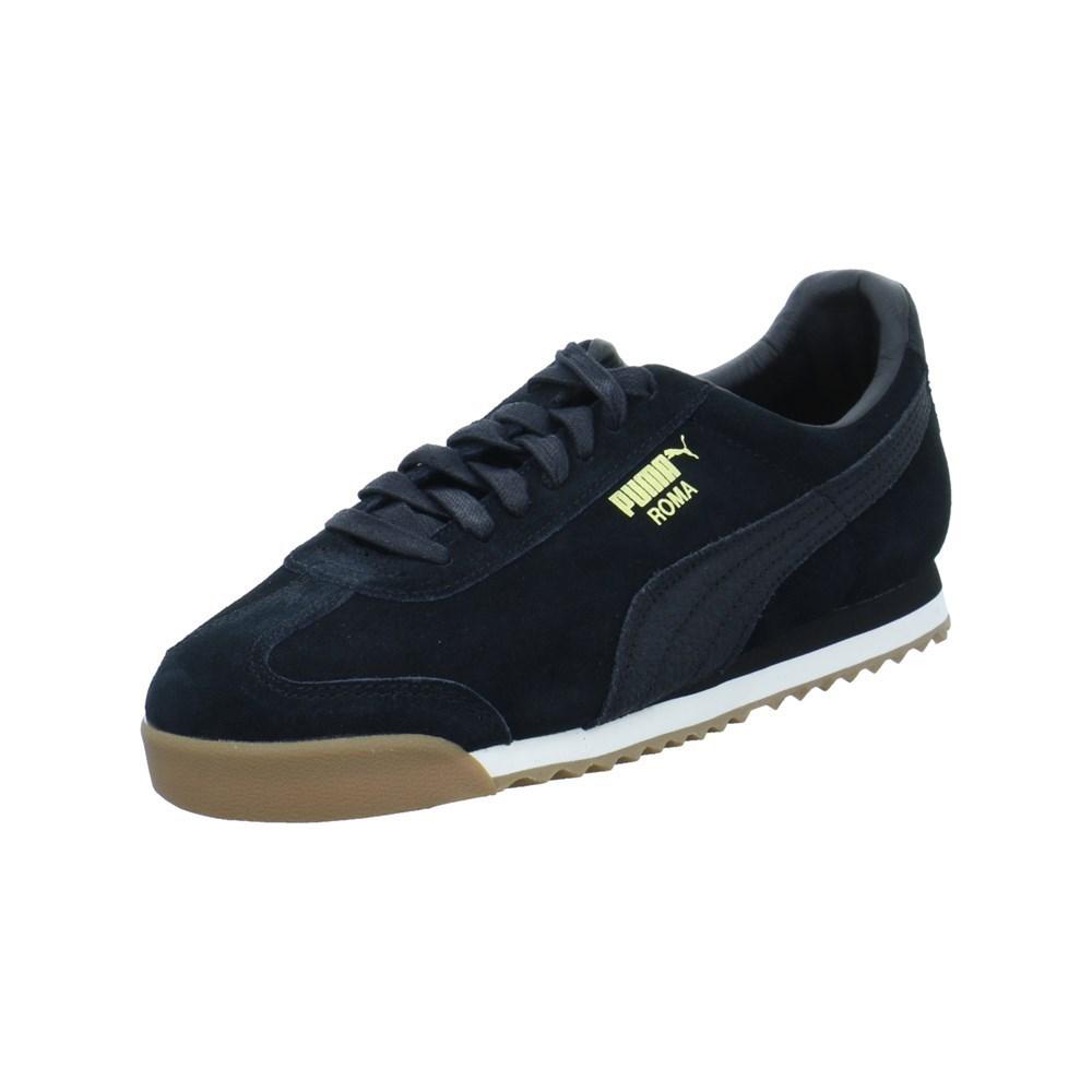 Puma Suede Classic Natural 363869004 nero lunghezza caviglia