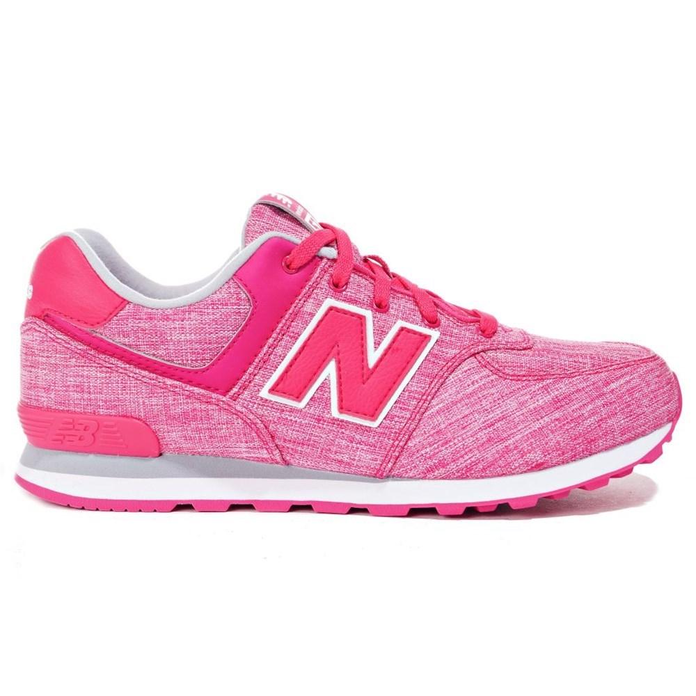 New Balance KL574V0G KL574V0G rosa scarpe basse