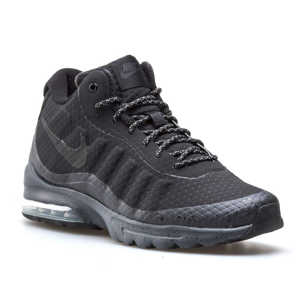Details about Nike Air Max Invigor Mid 858654004 black halfshoes