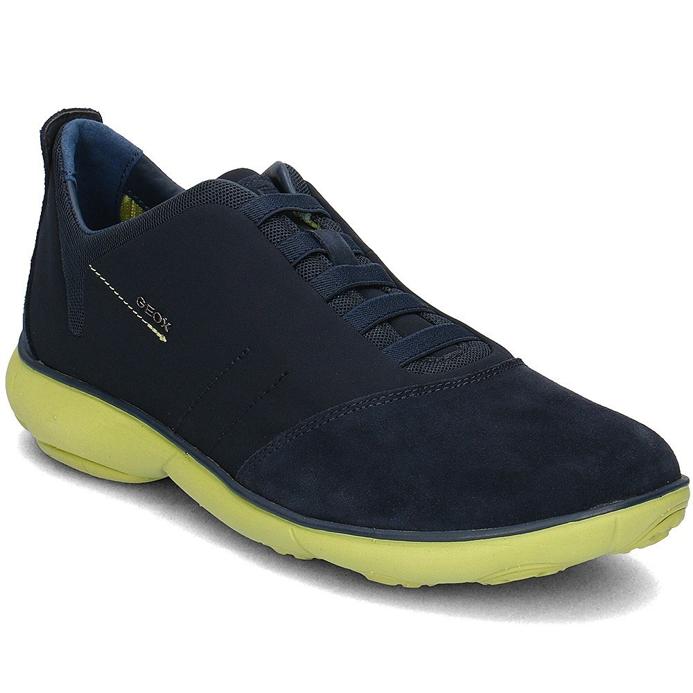 Geox Nebula U52D7B01122CF43S blu scarpe marino scarpe blu basse 13ff21