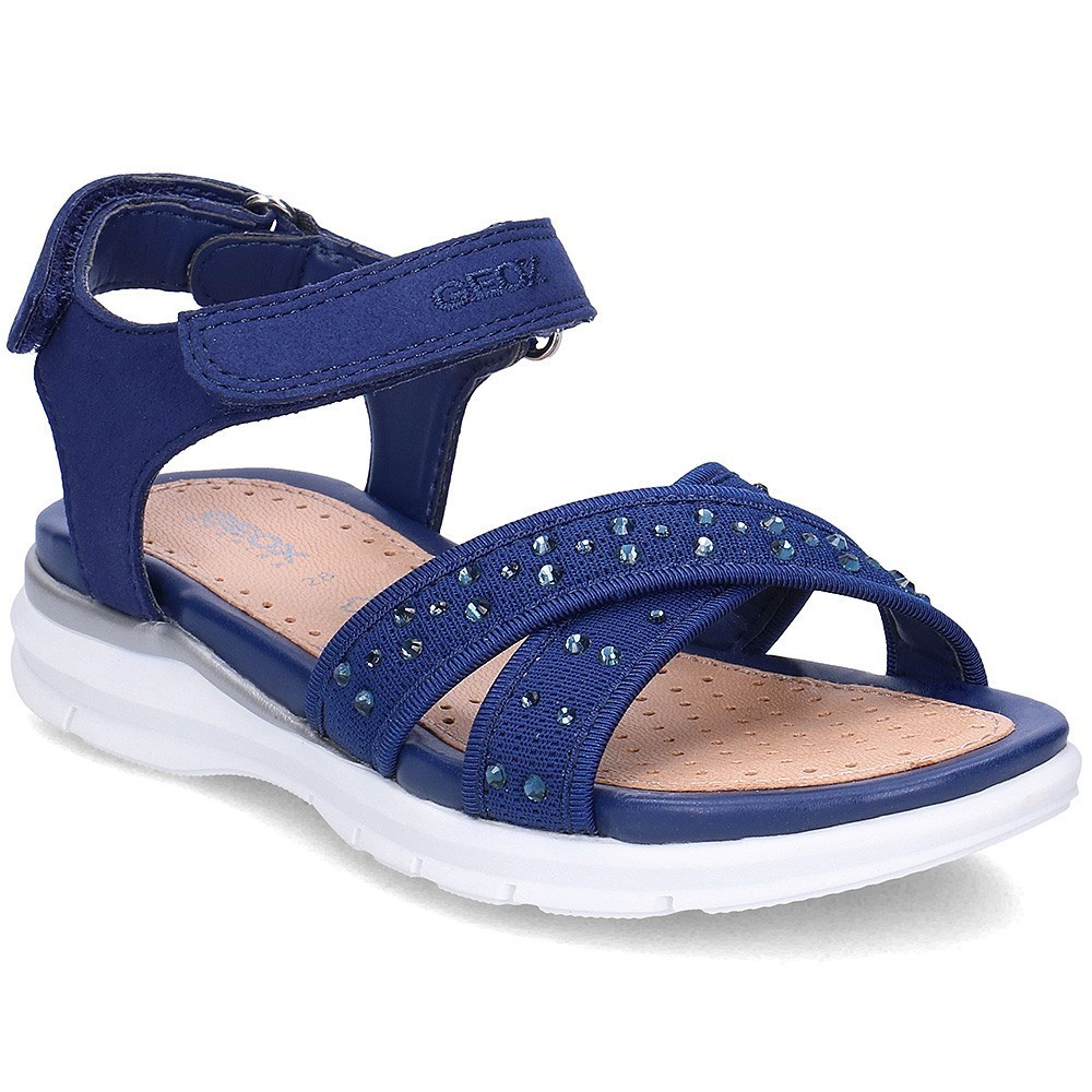 Geox Junior Sand Sukie J720VC011AUC4002 blu marino sandali