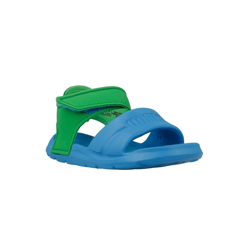 Puma Wild Sandal Injex Inf BL 36260701 azzuro sandali