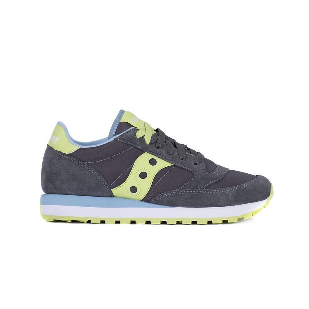 Saucony Jazz Charcoal Green 1044312 nero scarpe basse