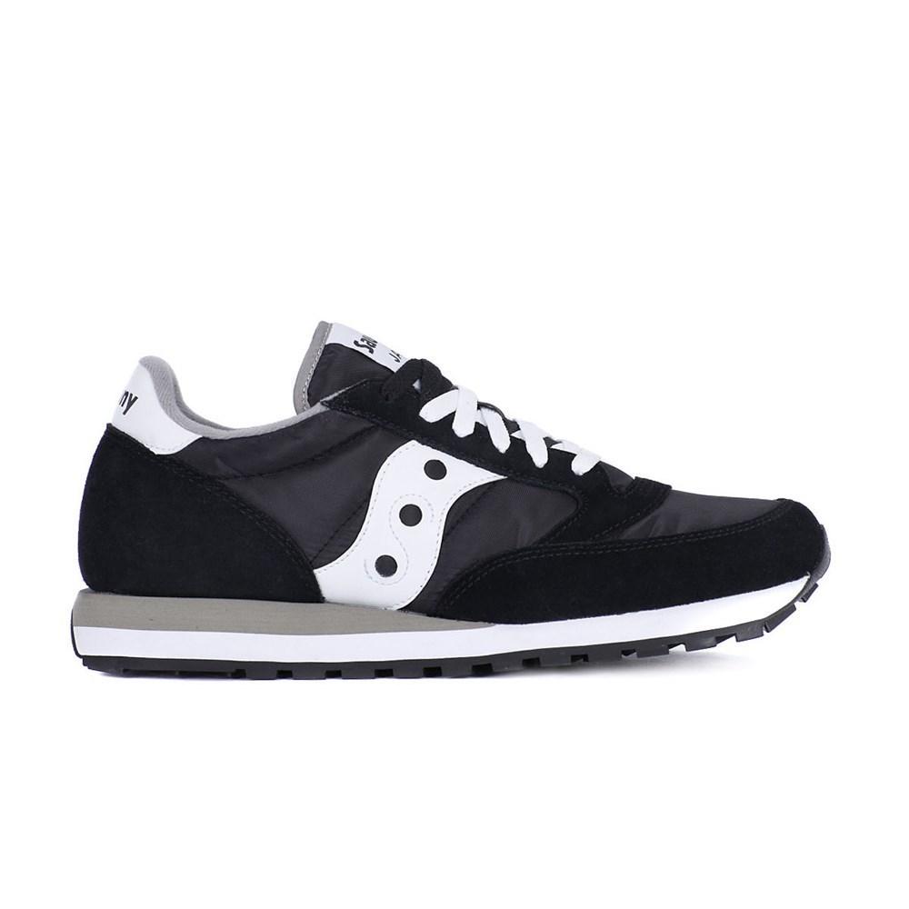 Saucony Jazz Black White 2044449 nero scarpe basse