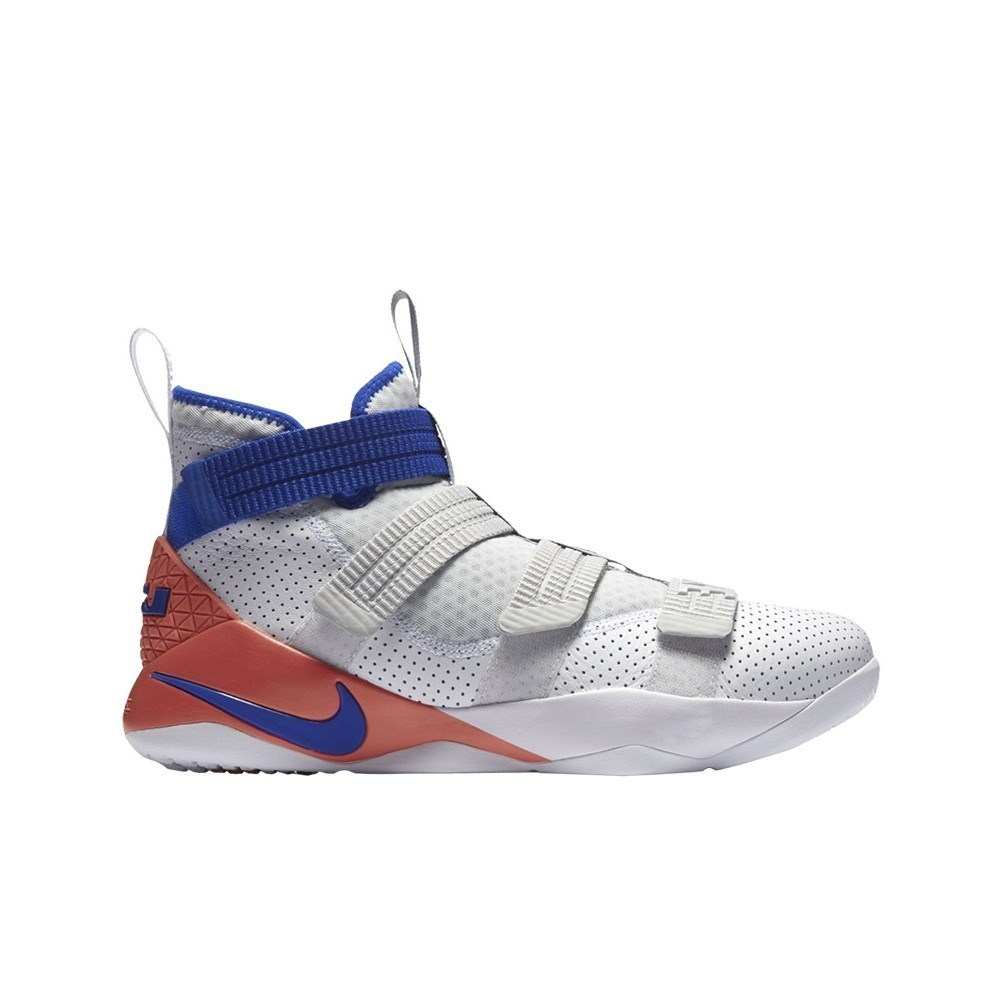 Nike Lebron Soldier 11 Sfg 897646101 blanco hasta el tobillo 4d46d8cd1d
