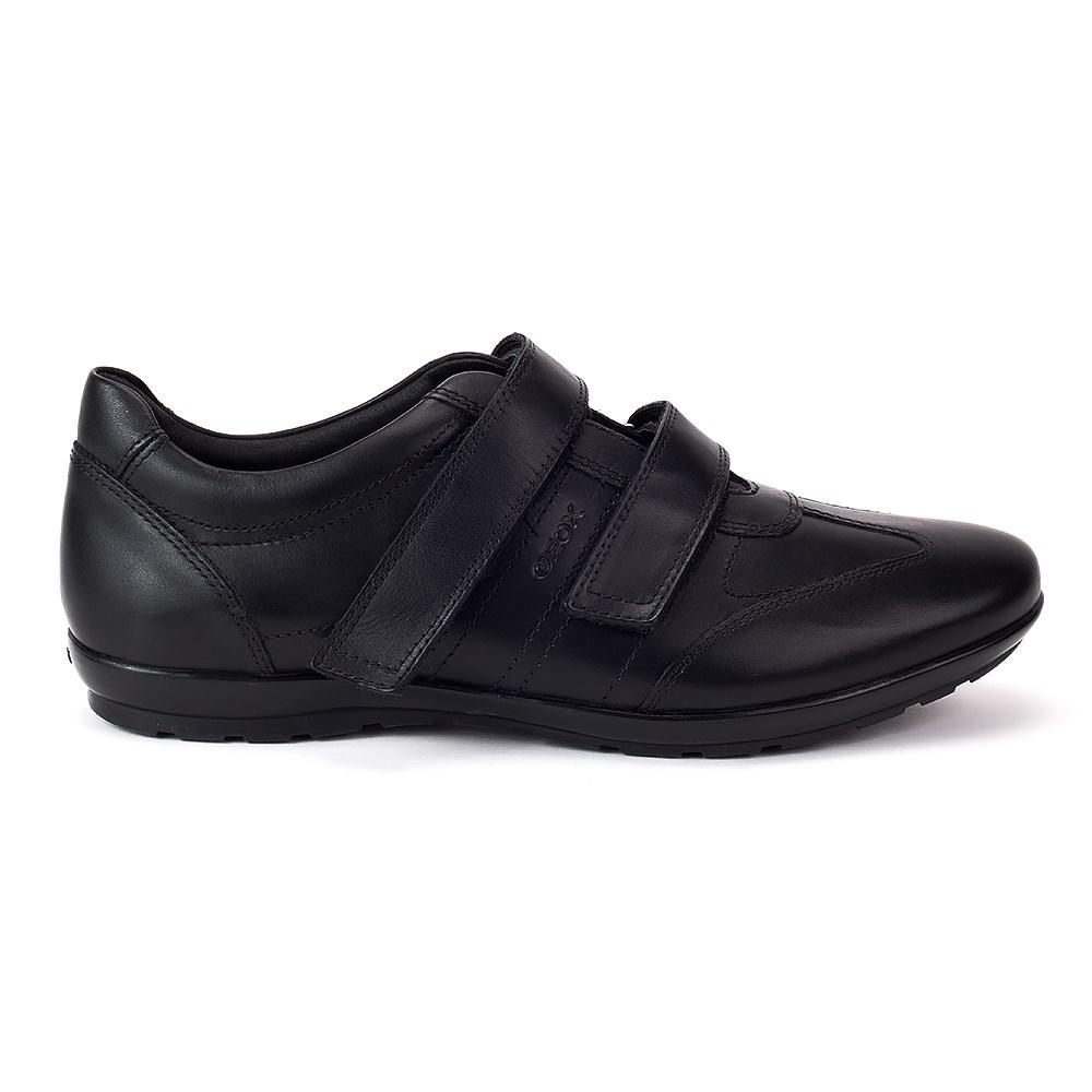 Geox Symbol U74A5D00043C9999 nero scarpe basse