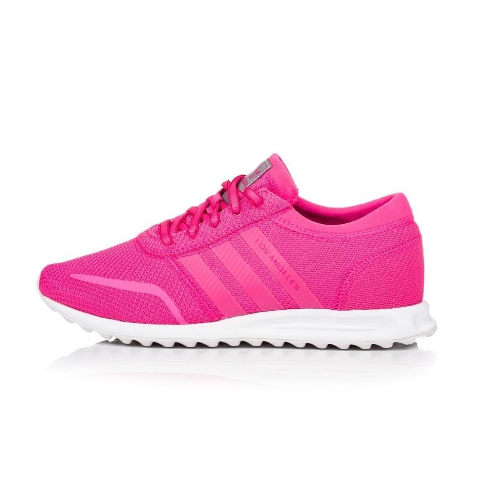 sale retailer 59336 d1005 Adidas Los Angeles J S80173 pink halfshoes