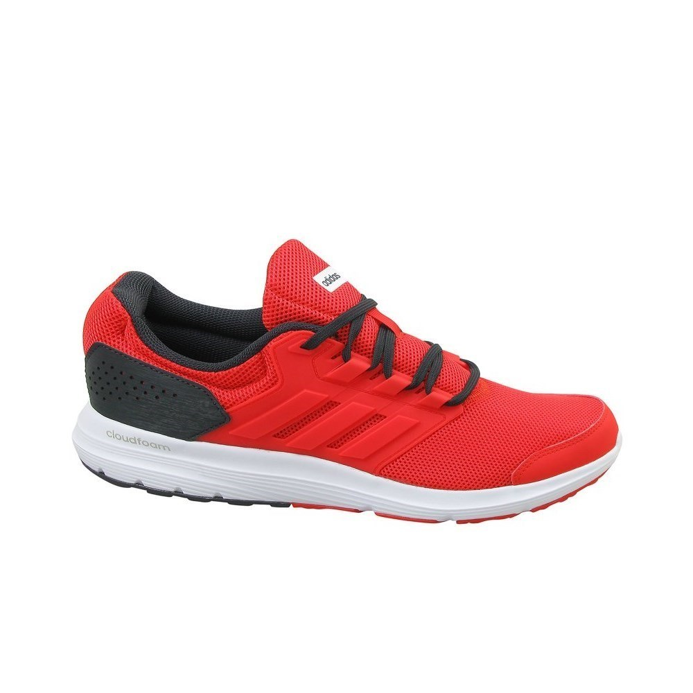 Adidas Galaxy 4 m cp8825 rojo zapato bajo