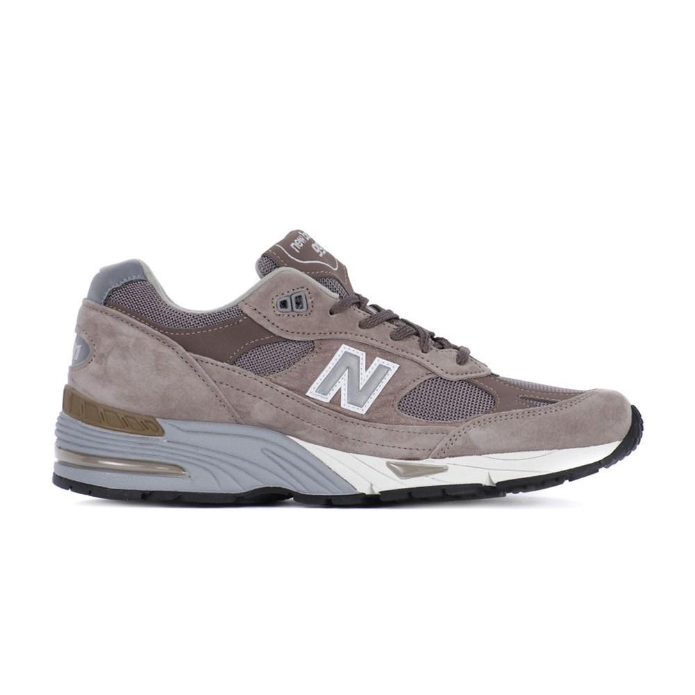 New Balance M991EFS M991EFS grigio scarpe basse
