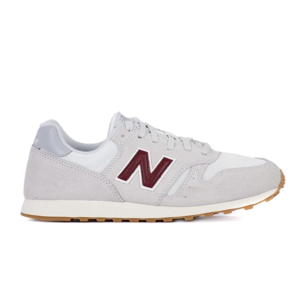 New Balance ML373OWW ML373OWW bianco scarpe basse