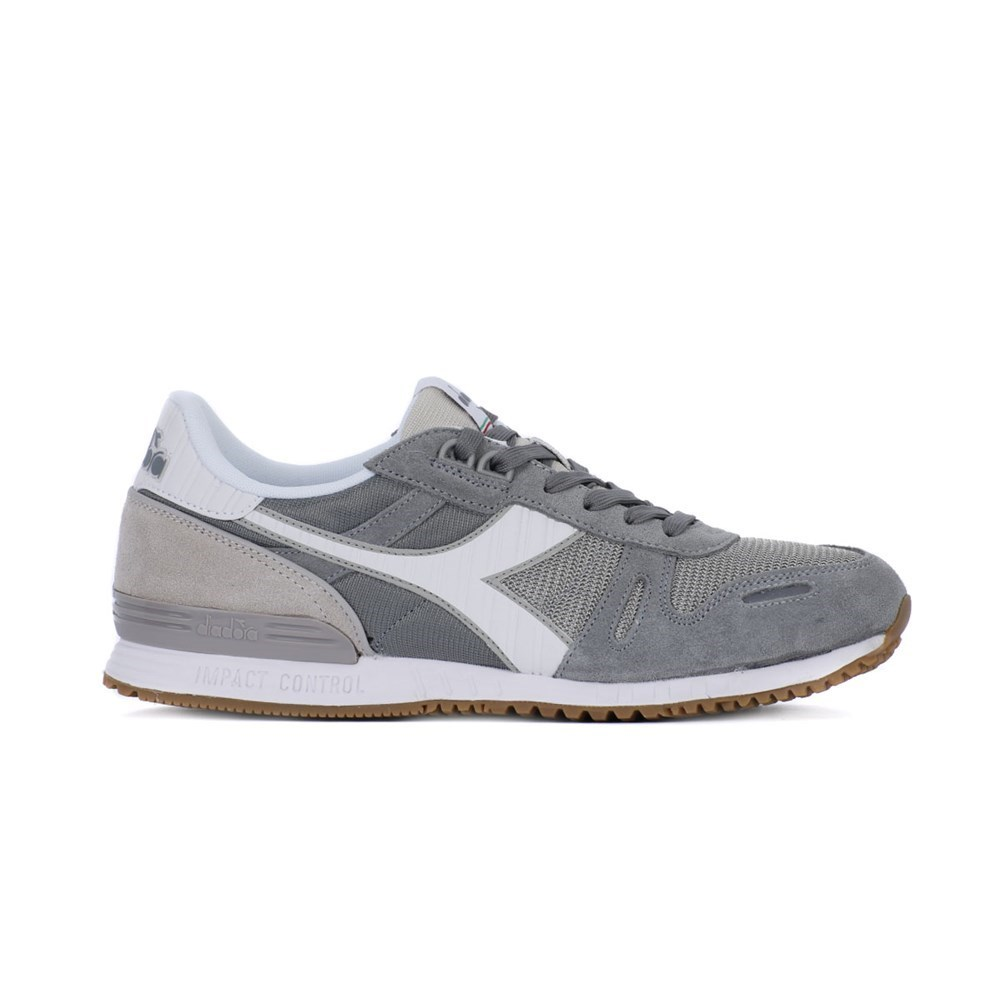Diadora V7000 Nyl II 170939C6945 bianco scarpe basse