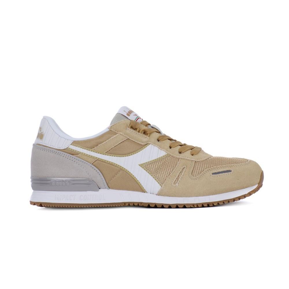 Diadora Titan II 158623C7383 beige scarpe basse