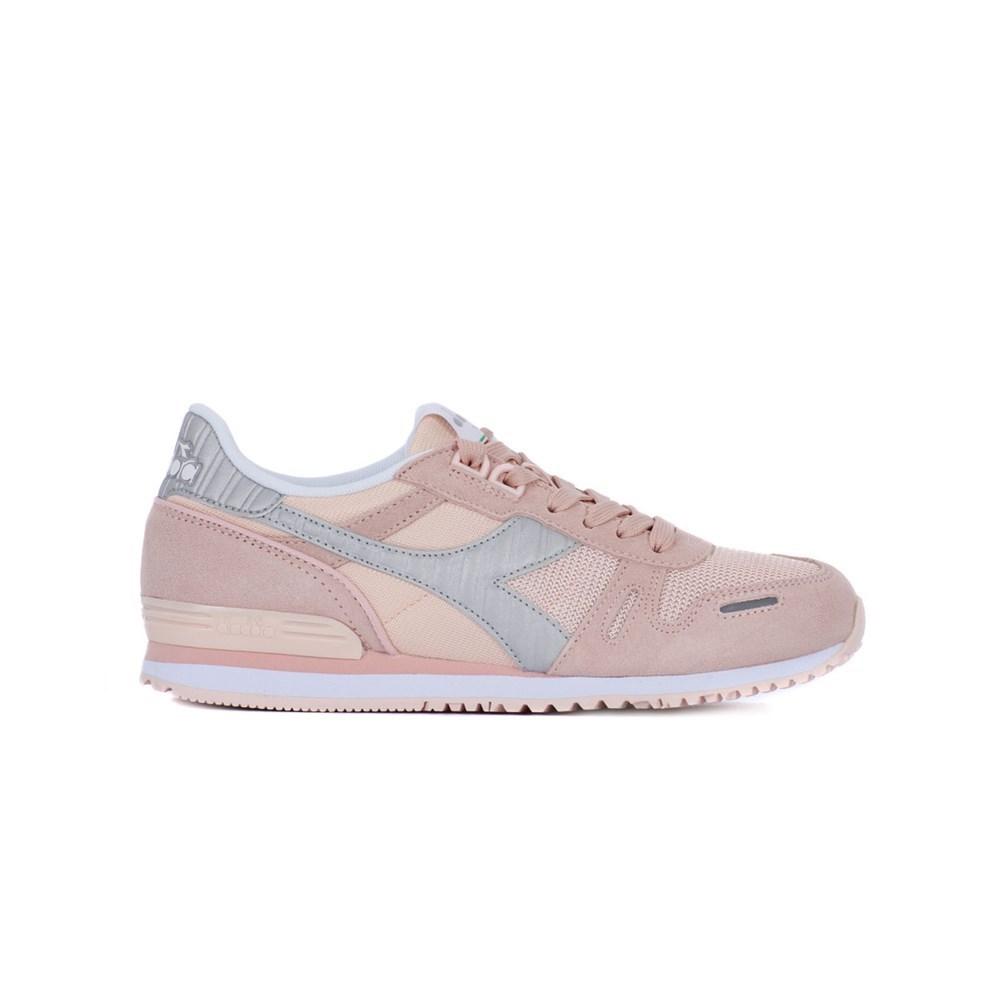 Diadora Titan II W 16082550178 rosa scarpe basse