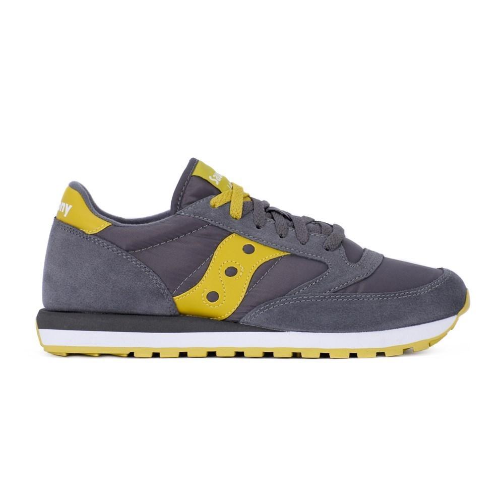 Saucony Jazz Cracoal Green 2044308 giallo scarpe basse