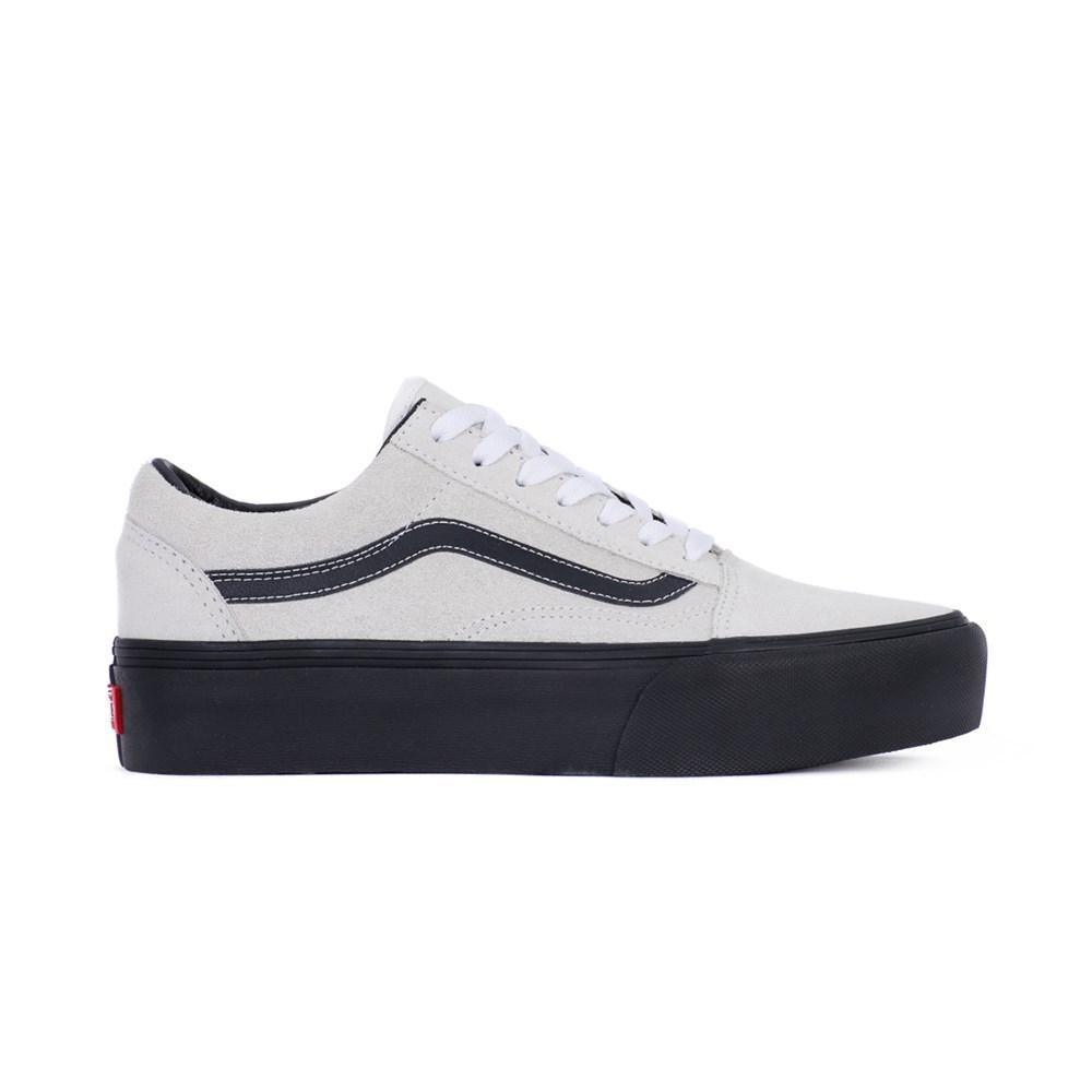 Vans Old Skool Platform VA3B3UOIP bianco scarpe basse