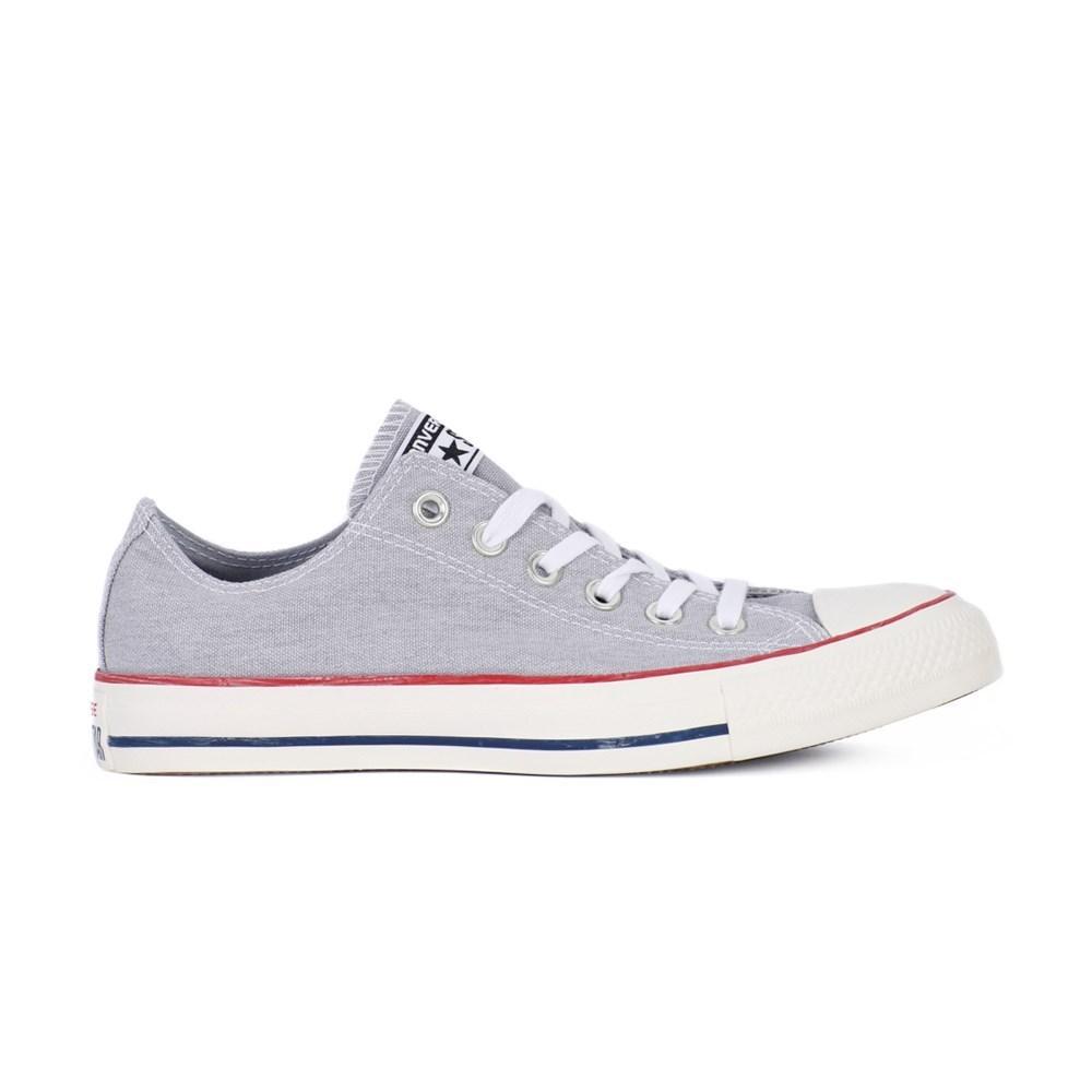 Converse All Star OX 159541C grigio scarpe basse