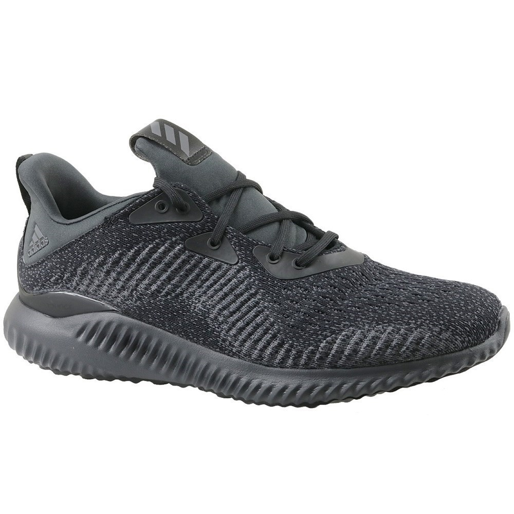 4a77f3f26f569 Adidas Alphabounce EM DB1090 black halfshoes