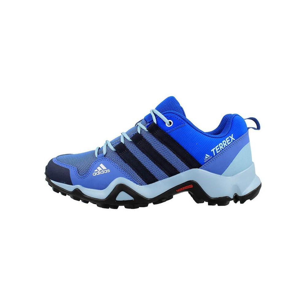 Adidas Terrex AX2R CM7677 azul tlumacz- tlumacz- azul do kostki cfdf38
