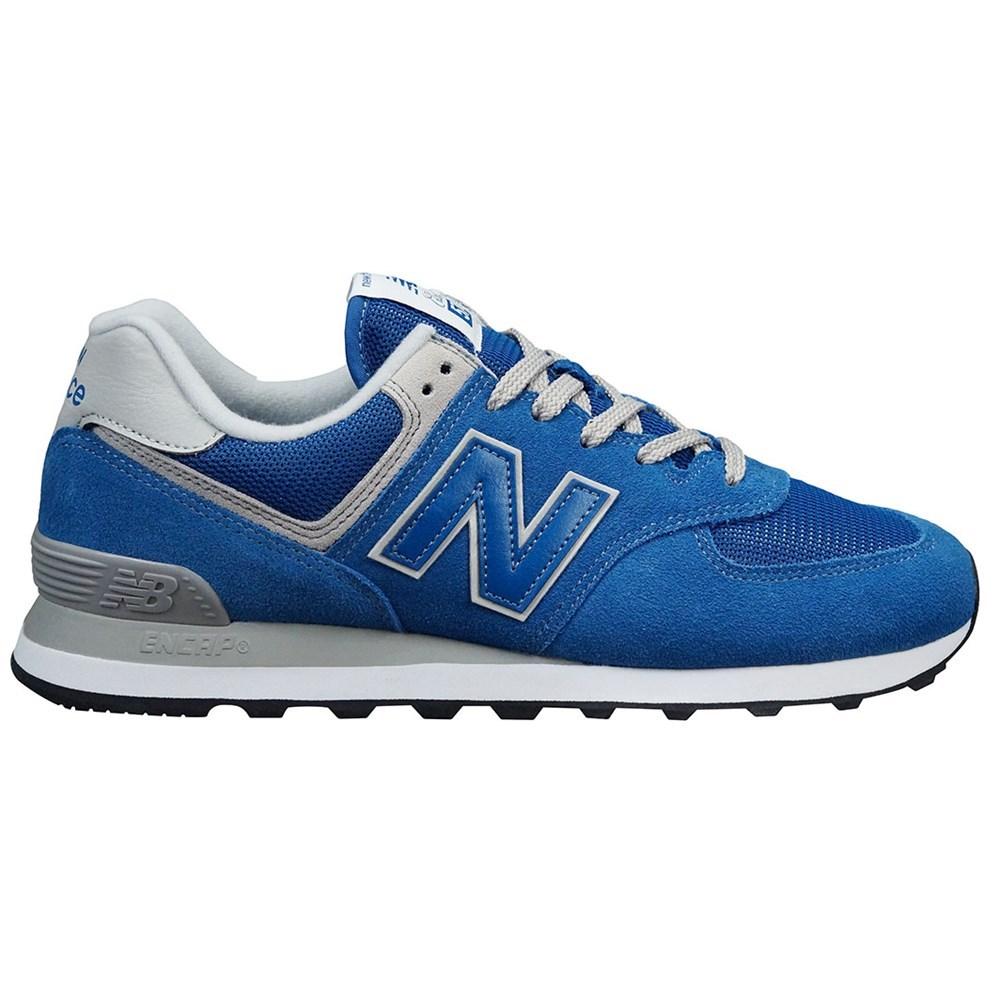 New Balance ML574ERB ML574ERB azzuro lunghezza caviglia