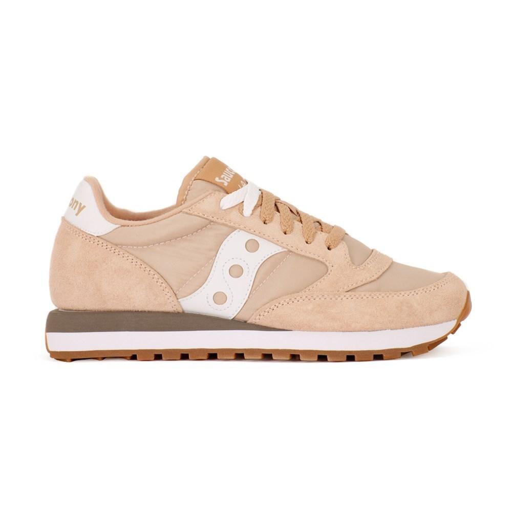 Saucony Jazz W 1044440 rosa scarpe basse