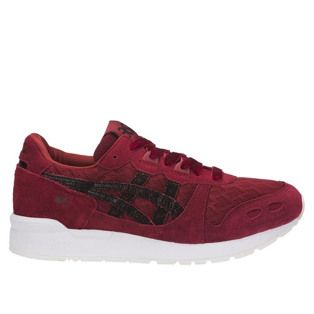 Asics Gellyte H8D5L2690 carminio scarpe basse