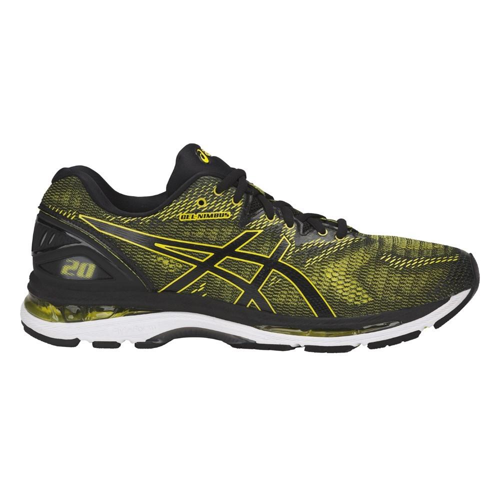 Asics Nimbus 20 T800N8990 giallo scarpe basse