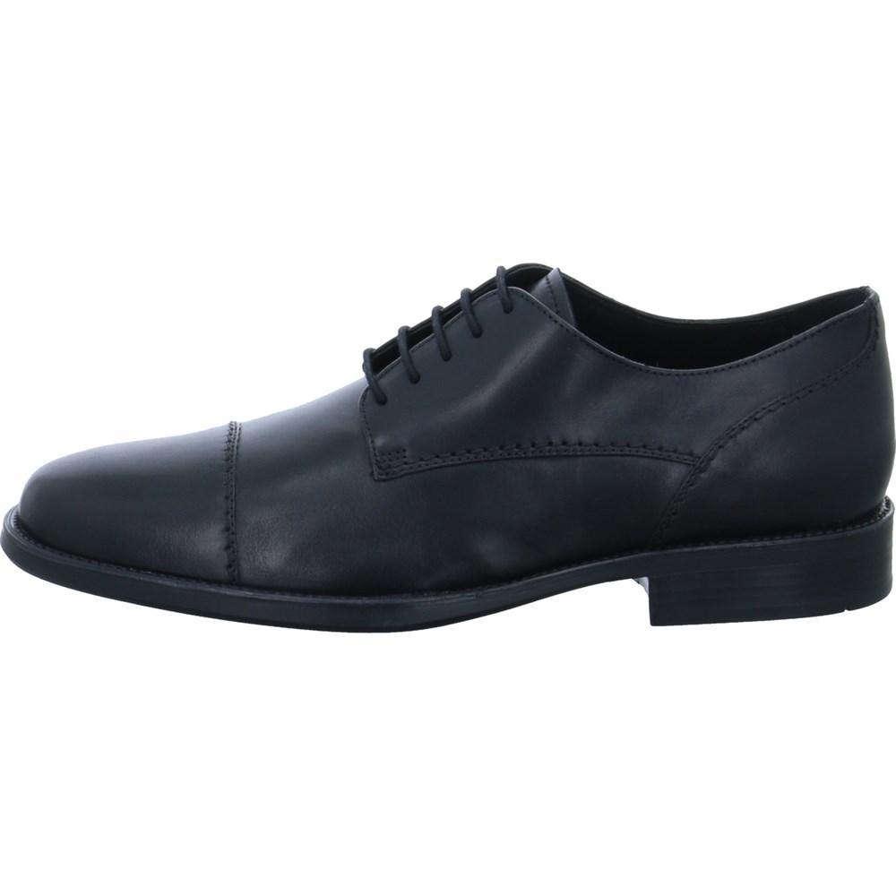 Geox U7257A U7257A00043C9999 nero scarpe basse