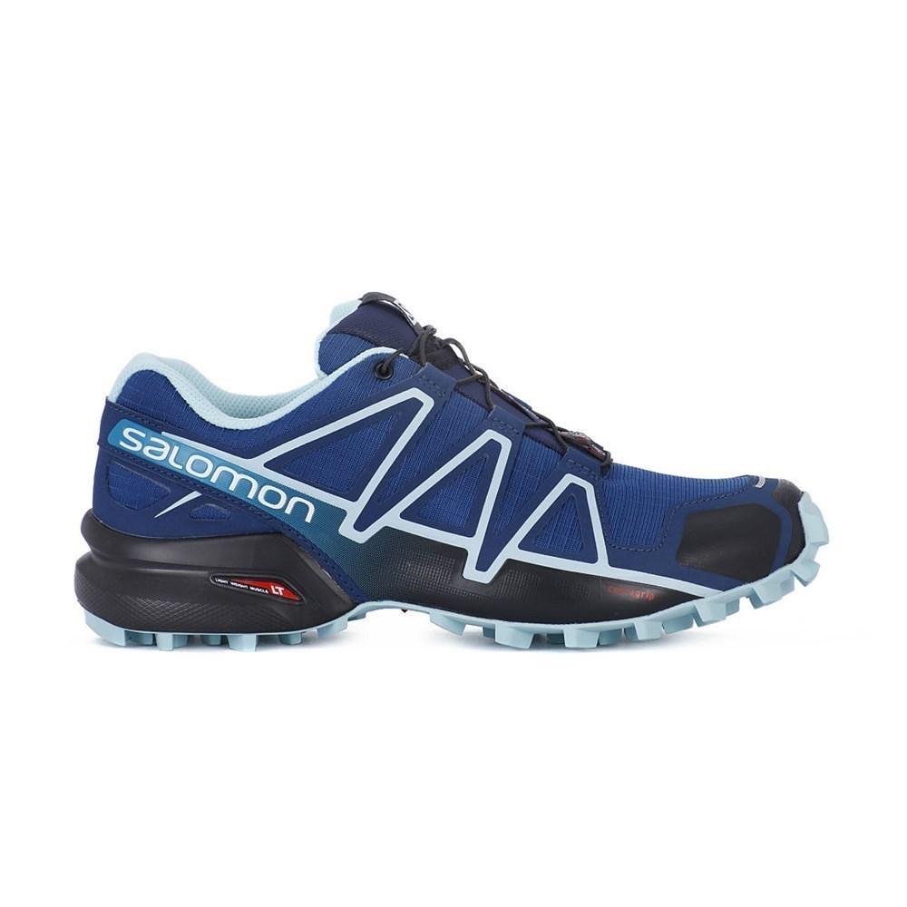 SALOMON SPEEDCROSS 4 W Damen Schuhe Art. 402431 Blau Gr. 38
