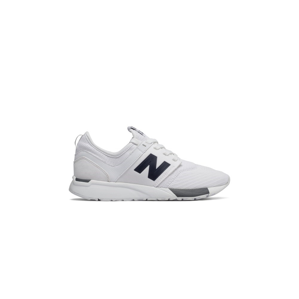 New Balance KL247 KL247C4G bianco scarpe basse