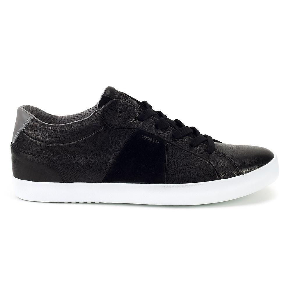 Geox Smart U74X2B08122C9999 nero scarpe basse
